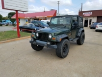 1997 Jeep Wrangler Photo