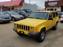 2001 Jeep Cherokee Photo