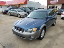 2005 Subaru Legacy Outback Photo