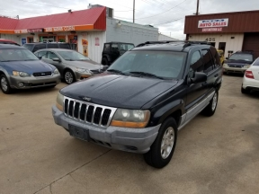 2000 Jeep Grand Cherokee Photo 1