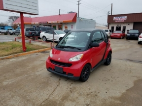 2009 Smart ForTwo Photo 1