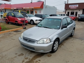 2000 Honda Civic Photo 1