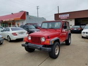2000 Jeep Wrangler Photo 1