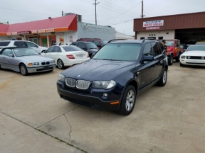 2009 BMW X3 Photo 1