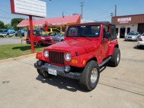 2005 Jeep Wrangler Photo