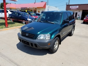 1999 Honda CRV Photo 1