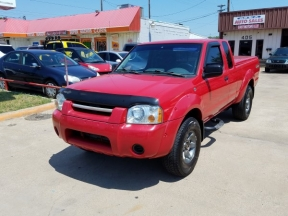2002 Nissan Frontier Photo 1