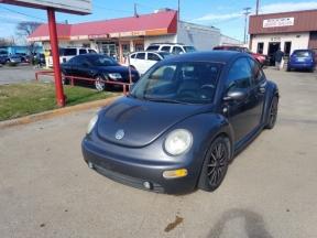 2001 Volkswagen Beetle Photo 1