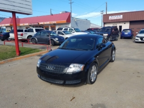 2005 Audi TT Photo 1