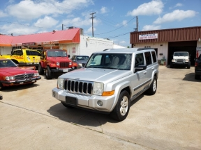 2007 Jeep Commander Photo 1