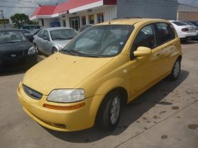 2005 Chevrolet Aveo Photo 1