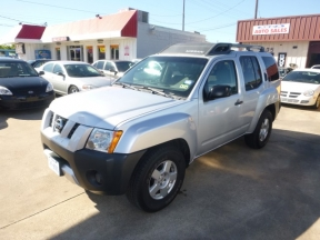 2007 Nissan Xterra Photo 1
