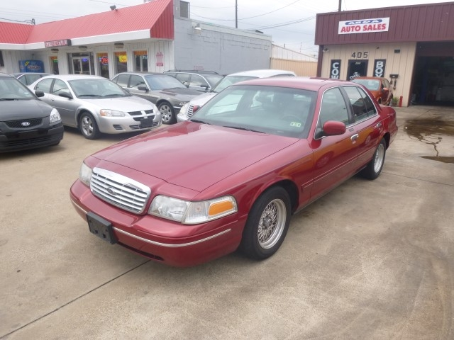2000 Ford Crown Victoria 972 972 7200 Irving Cheap Cars By